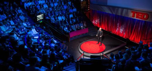Foto: James Duncan Davidson/TED